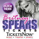Britney Spears Tickets from StubHub - get Ringside VIP seats
