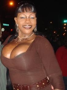 big titty lady