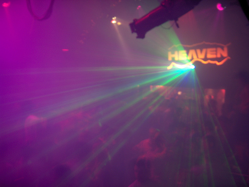 heaven nightclub london
