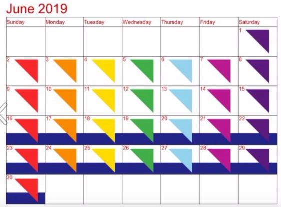 Pride Month Calendar 2019.New York City To Host Worldpride 2019 Gay Nightlife Dance Music