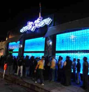 kissandflynightclub 289x300 The only Austin gay bar I didn't visit on the 12 stop Last Splash edition of ...