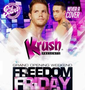 krush fridays